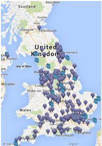 Cuts map for Stolen Futures