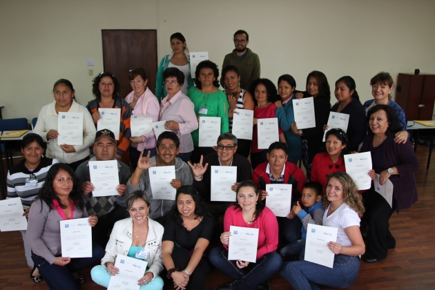 NDCS Campaigns Blog - DCW Ecuador Exchange