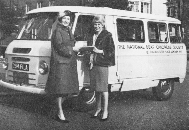 NDCS bus